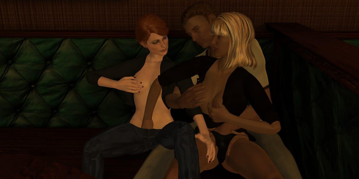 Brad's erotic week