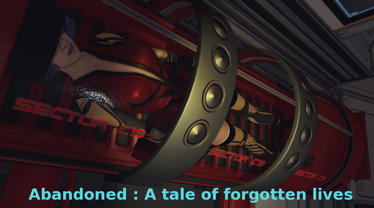 Abandoned: A Tale Of Forgotten Lives [Kerni]