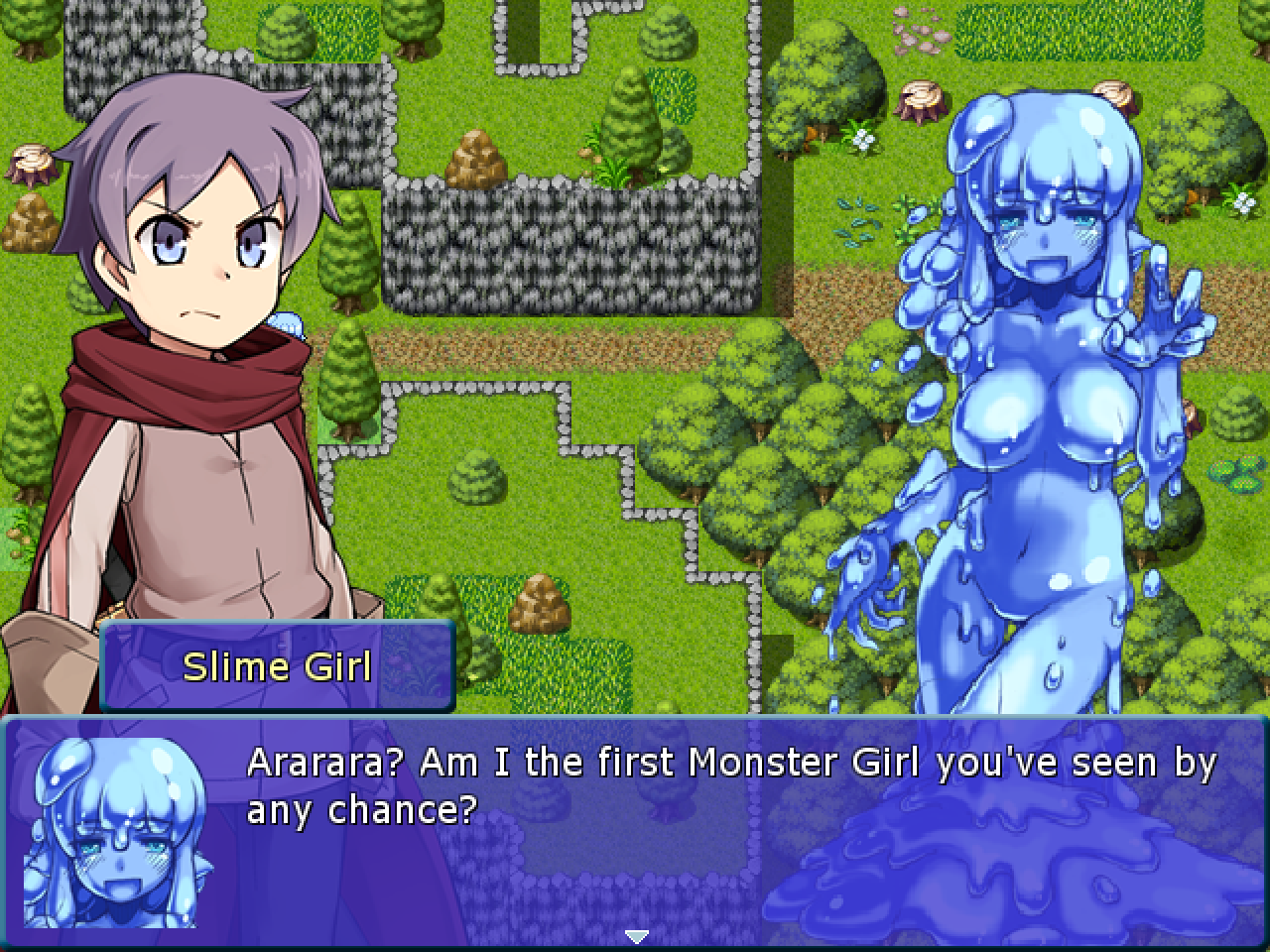Uncensored Monster Girl Hentai