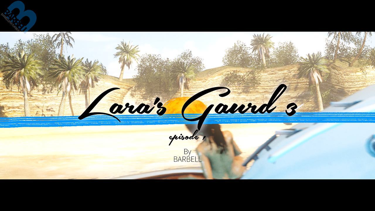 Barbellsfm Porn Torrent collection] - lara's guard complete collection