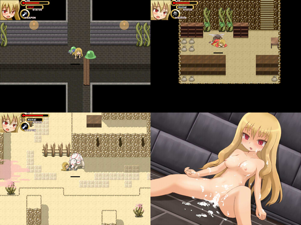 Hentai game for ds