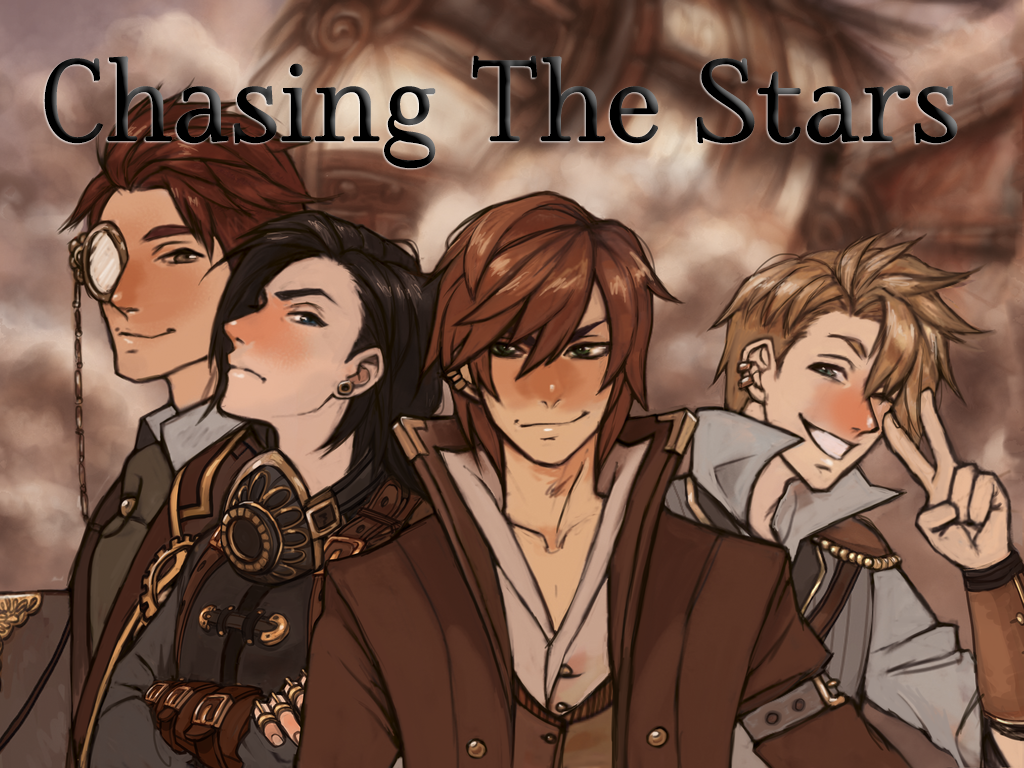 Download [VN] [Ren'Py] [Completed] Chasing the Stars [v3 1] [Ertal