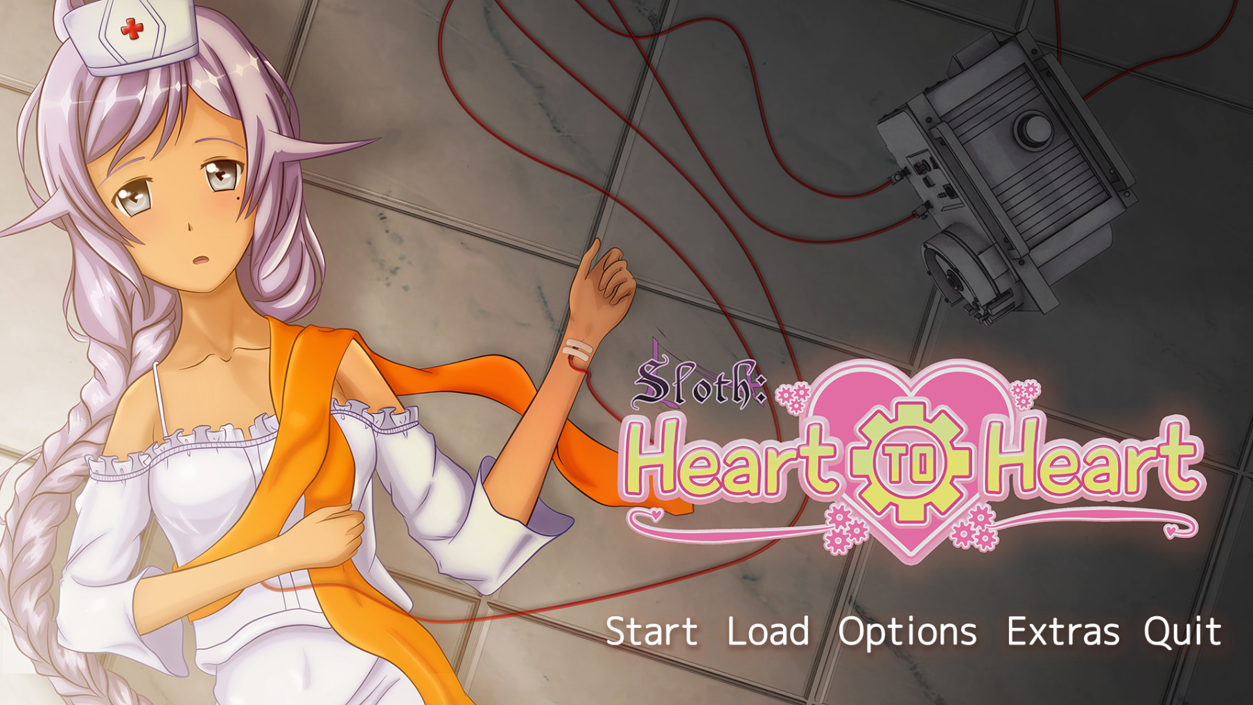Sloth: Heart to Heart [Final] [NarReiTor]