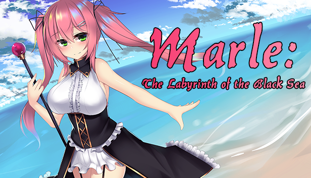 Marle - The Labyrinth of the Black Sea [v1.02] [Kagura Games]