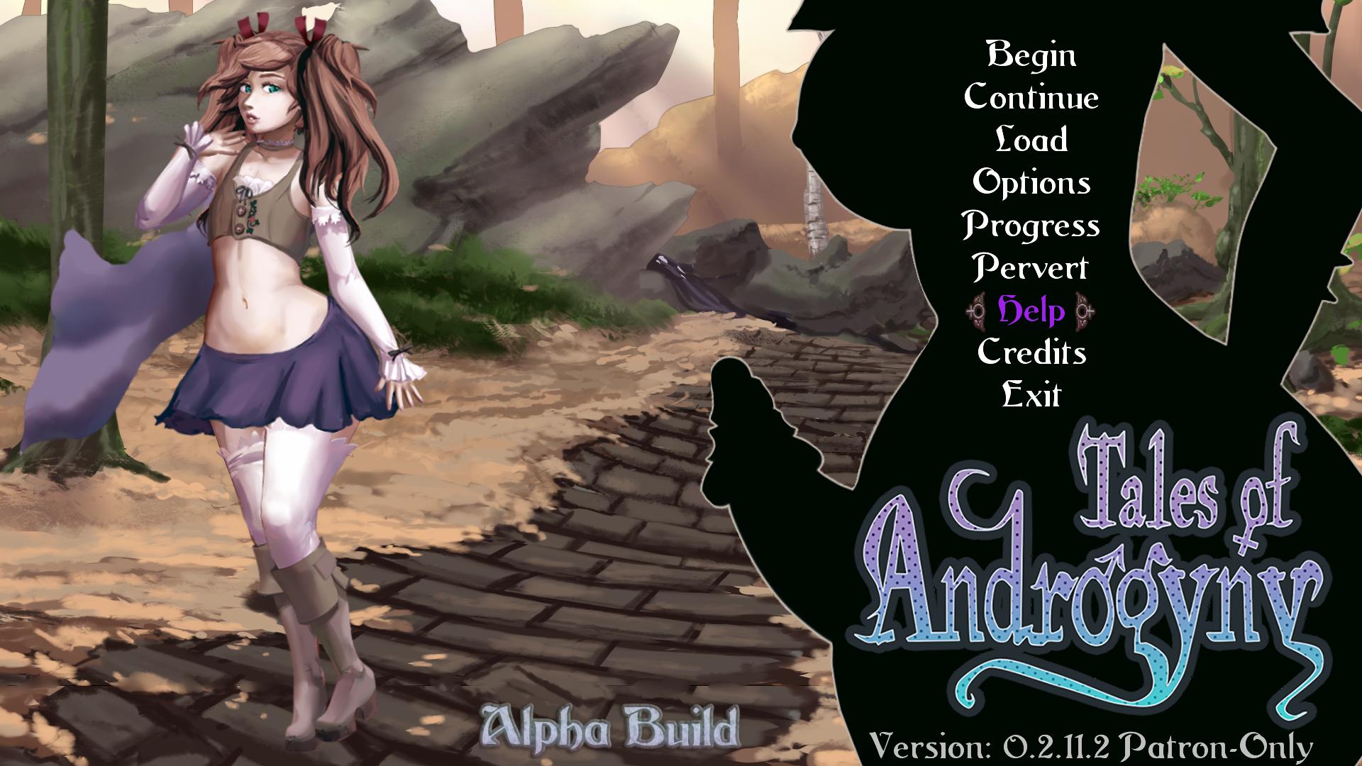 Tales Of Androgyny v0.2.21.2