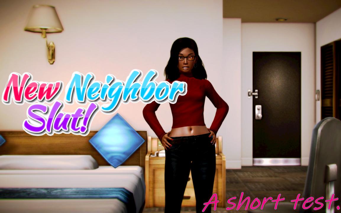 New Neighbor Slut! [v1.0] [Aason]