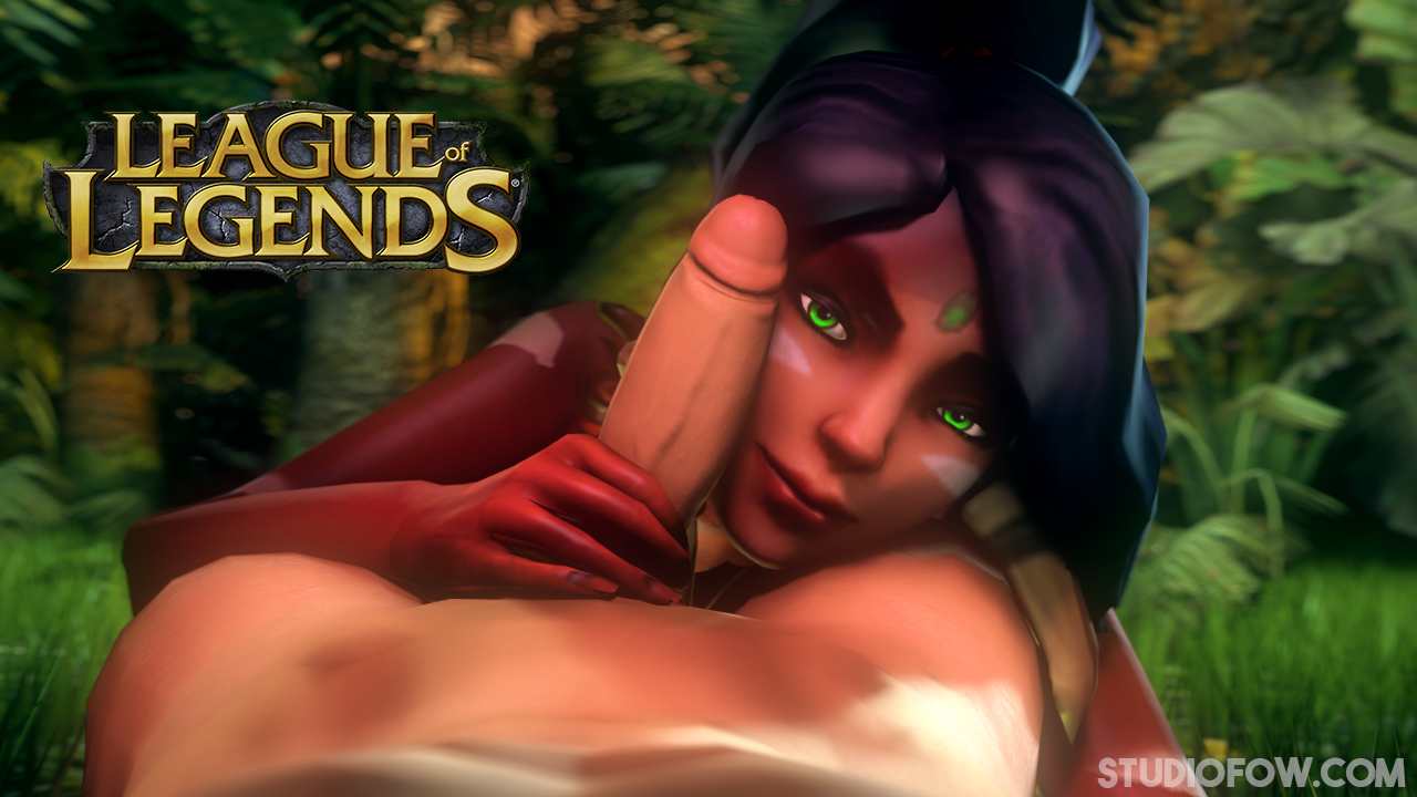 3D Porn Studiofow Men flash] - [completed] nidalee: queen of the jungle [final