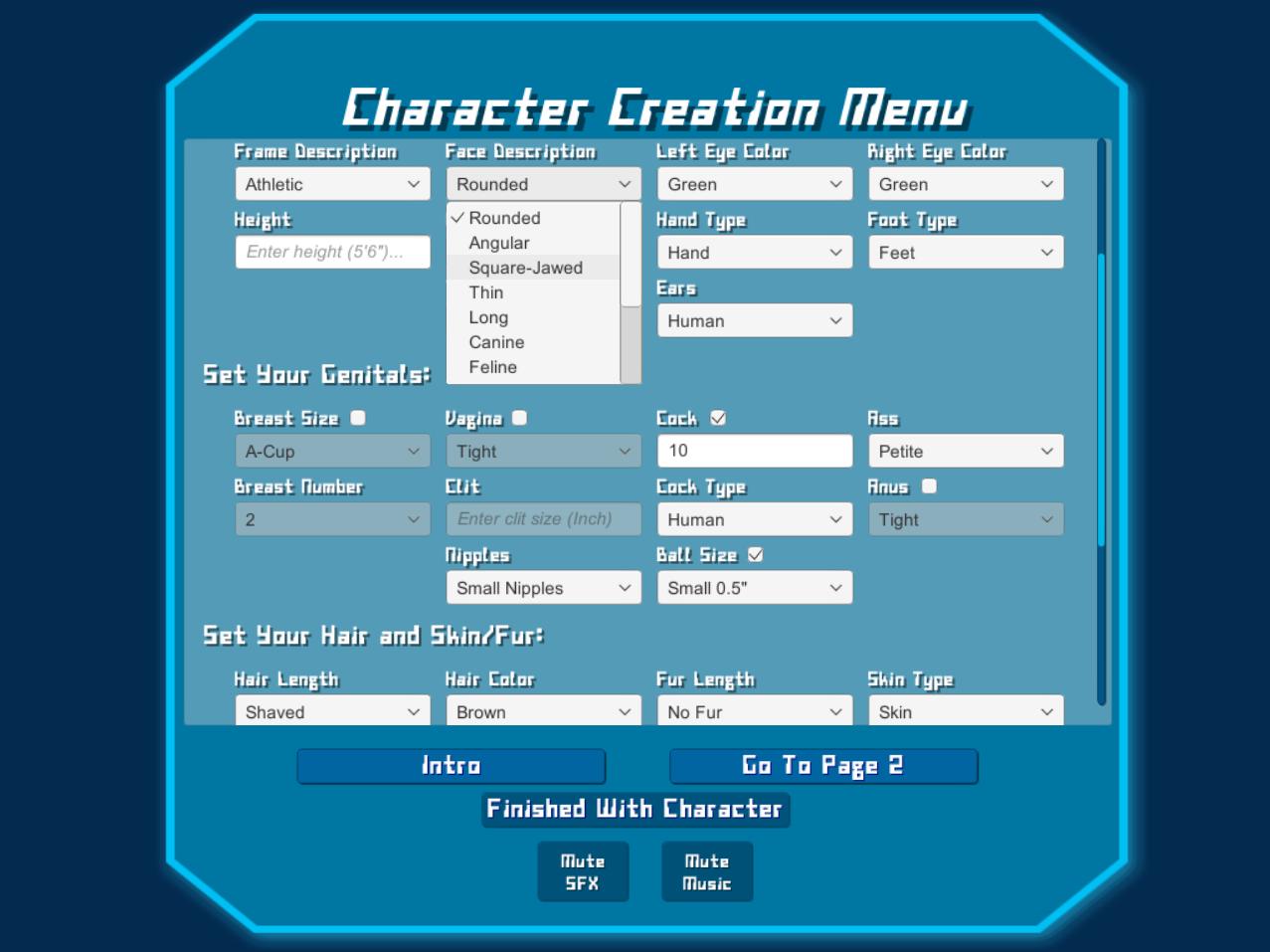 Atlantia - CharacterC