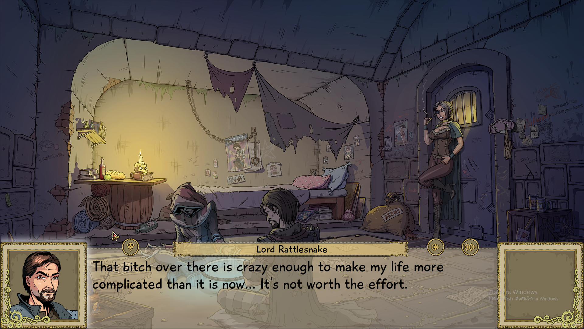 [VN] - [RenPy] Innocent Witches [v0.6.1A] [Sad Crab