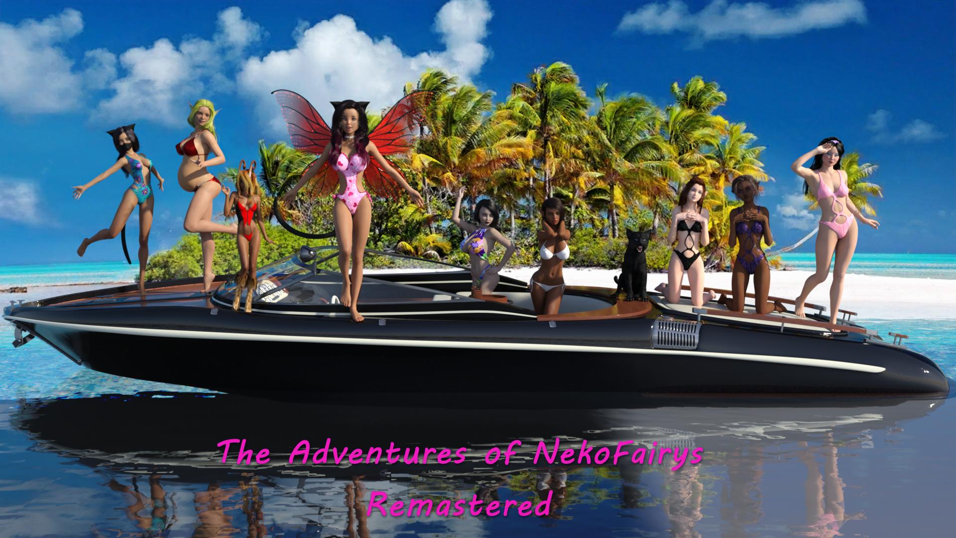 Game Neko Fairys Remastered Ep1 v1.3.2 MOD
