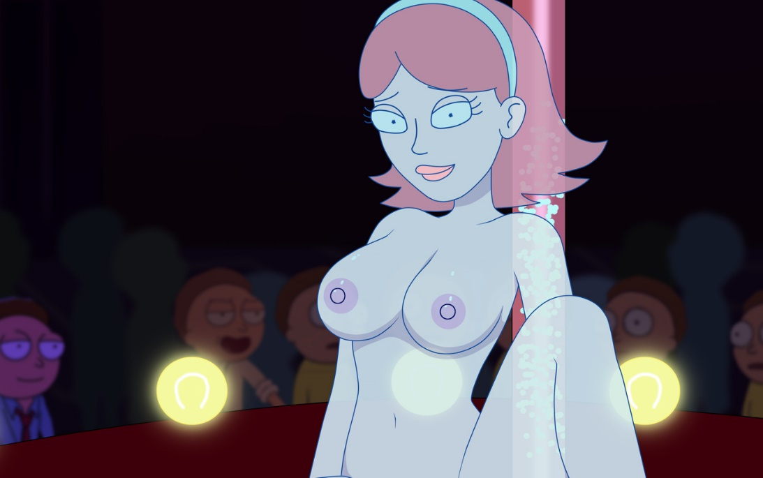 Tableau gwendolyn sex robot rick and morty