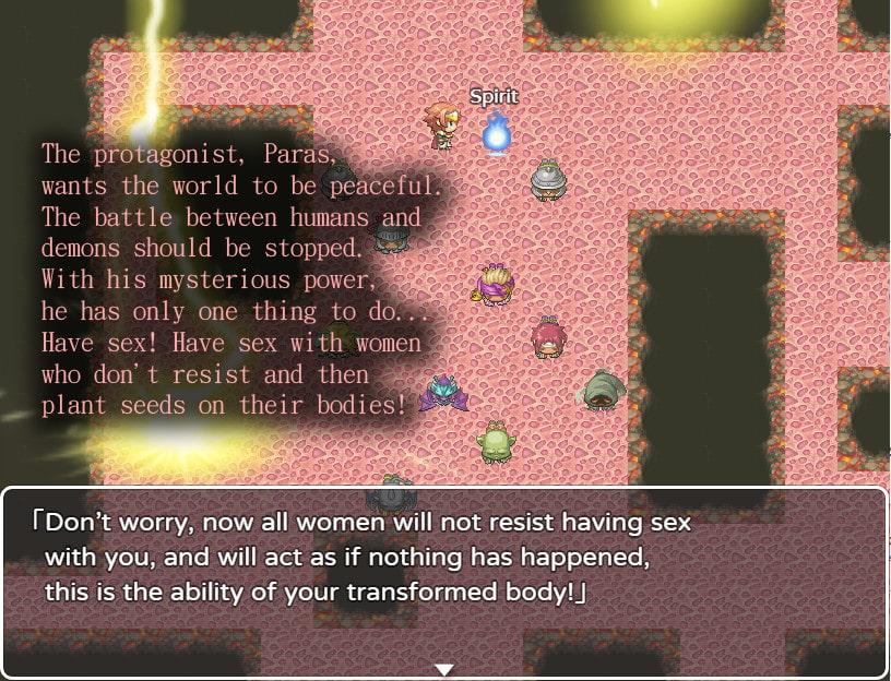 !NPC SEX! Seeding All Women to Promote World Peace